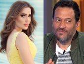 """ماجد المصرى يتزوج من نسرين طافش بسبب """"الوجه الآخر"""""""