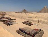 وزير السياحة والآثار: افتتاح المطعم المفتوح بمنطقة آثار الهرم خلال شهر