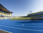 تحويل جزء من ملعب مغربى إلى نقطة تجمع لمصابي كورونا
