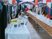 معرض لتوزيع 3000 قطعة ملابس جديده بالمجان على محدودى الدخل بالبحيرة