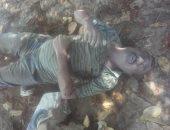 انتشال جثة شخص لقى مصرعه غرقا بفرع رشيد فى القناطر الخيرية.. صور