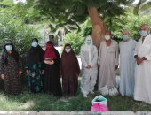 تعافى 17 مصابا بكورونا وخروجهم من مستشفى الحميات والصدر ببنى سويف