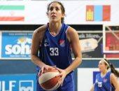 فشل مفاوضات الزمالك مع نجمة السلة اللبنانية عايدة باخوس