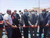 محافظ جنوب سيناء ومدير الأمن يفتتحان ملعبا خماسيا بنادى الشرطة.. فيديو وصور
