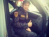 """كلنا جيش مصر.. """"أحمد"""" من المنيا يشارك صحافة المواطن بالزى العسكرى"""