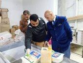 إعدام وضبط أكثر من 399 طن أغذية مخالفة وغلق 129 منشأة غذائية خلال 6 أشهر بالشرقية
