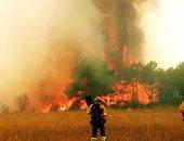 إسبانيا تعلن الطوارئ فى كاستيا دى ليون بسبب خطر حرائق الغابات