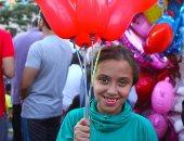 العيد فرحة.. بالونات وبهجة وألوان من أعياد ما قبل كورونا