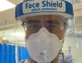 """الجيش الأبيض.. """"محمد"""" طبيب تخدير  على خط مواجهة فيروس كورونا"""