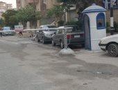 سكان شارع حسن حامد يشكون عمل بوابة غير قانونية للحصول على أموال بمدينة نصر