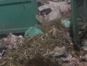 سيبها علينا.. شكوى من انتشار القمامة مدينة أبو تشت بقنا