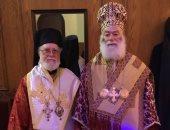 بطريرك الروم الأرثوذكس والمجمع المقدس يهنئان الرئيس السيسى بعيد الأضحى