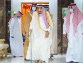 ولى عهد دبى يحتفى بخروج الملك سلمان من المستشفى: العيد عيدين
