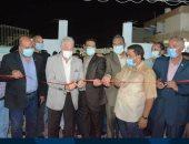 محافظ جنوب سيناء يفتتح ملعب بمدينة طور سيناء فى ليلة العيد