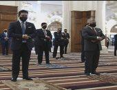 ملك الأردن يشارك جموع المصلين أداء صلاة عيد الأضحى