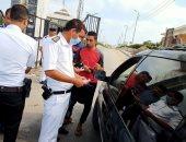 صور.. تشديدات لمنع دخول شواطئ مصيف بلطيم والمحافظ يشيد بالمواطنين
