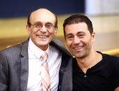 محمد صبحي ضيف تليفزيون اليوم السابع في العيد مع جمال عبد الناصر
