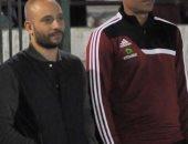 """شيتوس فى صورة مع الصخرة: """"وائل جمعة قبل مايبقى أحمد شوبير"""""""