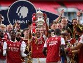 نجوم أرسنال يحتفلون بلقب كأس الاتحاد الإنجليزي.. فيديو وصور