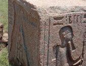 موقع أمريكى يسلط الضوء على اكتشافات الآثار الأخيرة فى ميت رهينة