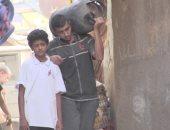"""مواطنة تتبرع بمبلغ مالى لشقيقين ضريرين بعد نشر قصتهما بـ""""اليوم السابع"""""""