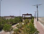 ثالث أيام العيد.. شواطئ البحر الأحمر خالية من المعيدين وحملات للتأكد من الغلق.. صور