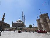 مؤسس مصر الحديثة وجلاد الأتراك .. جولة فى مسجد محمد على بالقلعة