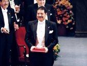 الأكاديمية المانحة لجائزة نوبل تحيى ذكرى أحمد زويل: تجاربه وضحت التفاعلات كيميائية