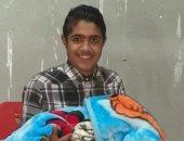 معاينة موقع غرق طفل داخل حمام سباحة ثانى أيام العيد بأوسيم