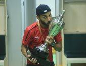 وليد سليمان يحتفل بالتتويج بالدورى: مبروك لجمهور الأهلى العظيم والقادم أفضل