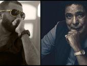 الكينج محمد منير يتعاون مع الشاعر أحمد حسن راؤول فى ألبومه الجديد