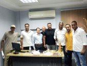 مستشفى حميات الأقصر تحتفل بمرور 3 أيام صفر إصابات بكورونا باضحية العيد