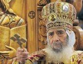 البابا شنودة فى ذكرى ميلاده .. الروح تعود للكنائس بعد غياب عدة أشهر .. صور