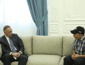 رئيس الوزراء العراقى يستقبل الشاب صاحب فيديو التعذيب ويؤكد: عمل غير أخلاقى