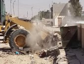 مجلس مدينة الحسنة يطلق حملة نظافة العيد ويرفع 7 طن مخلفات