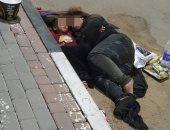 معا ننقذهم.. سيدة وابنتها يعيشان فى شوارع مدينة نصر ومناشدة جماعية لإنقاذهما