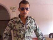 """""""أحمد"""" من المحلة الكبرى يشارك صحافة المواطن صورته بالزى العسكرى"""