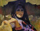 """100 لوحة مصرية .. """"وجه"""".. الفنان عبد العال حسن يواصل إبداعه"""