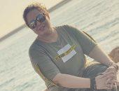 صابرين تستمتع بأشعة الشمس فى أحدث ظهور لها خلال إجازة عيد الأضحى.. صور