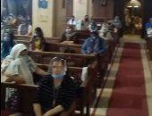 لايف.. أول قداس بكفر الشيخ من كنيسة السيدة العذراء الأثرية بعد توقف 4 أشهر