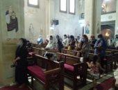 فيديو وصور .. عودة الصلاة بكنائس كفر الشيخ وسط تطبيق الإجراءات الاحترازية