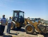 رفع 1669 طن مخلفات خلال يوم واحد بشوارع وميادين محافظة أسيوط