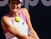 كرة التنس تعود مجددا فى إيطاليا بعد 5 أشهر من التوقف بسبب كورونا