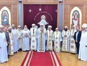 """البابا تواضروس"""" يشارك فى ختام جلسات """"لقاء الميديا الأول"""""""