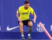 ميسى جاهز 100% لقيادة برشلونة ضد بايرن ميونخ فى دورى أبطال أوروبا