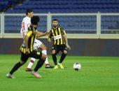 فيديو.. اتحاد جدة يسقط بثنائية أمام أبها فى الدوري السعودي