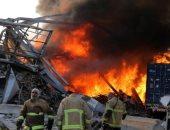 استمرار البحث عن 7 أشخاص مفقودين جراء انفجار ميناء بيروت