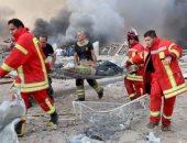 من قلبي سلاما للبنان.. عشرات القتلى ومئات المصابين فى انفجار بيروت