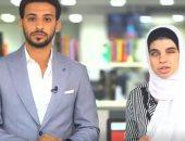 """أولى المكفوفين مذيعة بـ""""تلفزيون اليوم السابع"""" وتحاور وزير التعليم وفاروق الباز"""