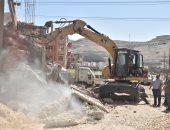 محافظ أسيوط: تنفيذ 4110 حالات إزالة لمخالفات البناء ويناشد بسرعة تقديم طلبات التصالح